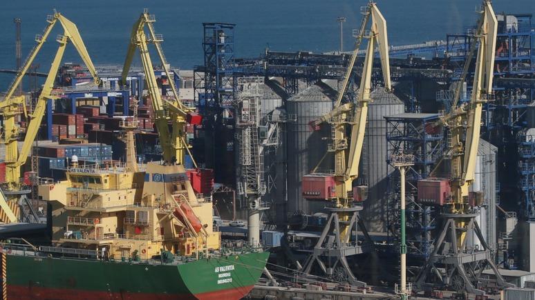 Страна.ua: украинские порты избавят от наследия «ордынцев и московитов»