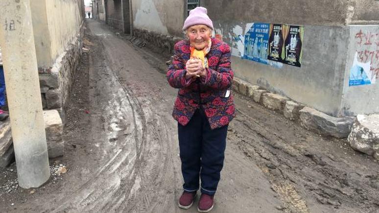 Xinhua: 90-летняя русская бабушка нашла в Китае секрет долголетия
