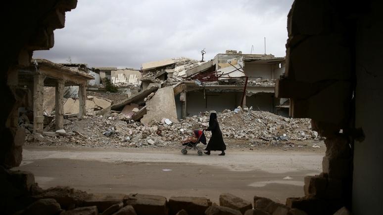 FT: ближневосточные амбиции России растут вместе с боевыми успехами в Сирии