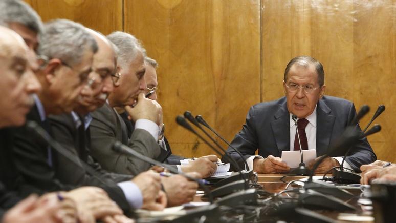 RFI: Москва надеется помирить палестинских «братьев-врагов»