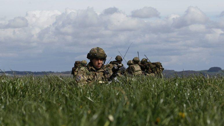 Times: британская армия не продержалась бы против России и дня