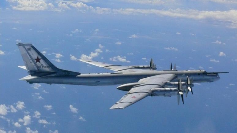 Fox News: российские Ту-95 устроили «провокацию», облетев Японию