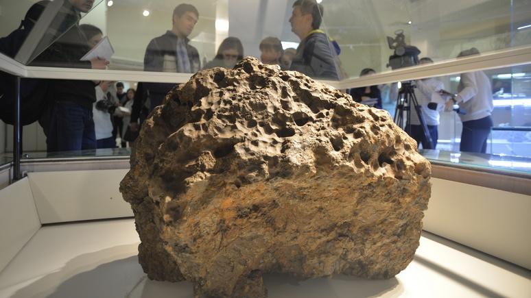 El País: челябинский метеорит поможет землянам бороться с угрозой из космоса