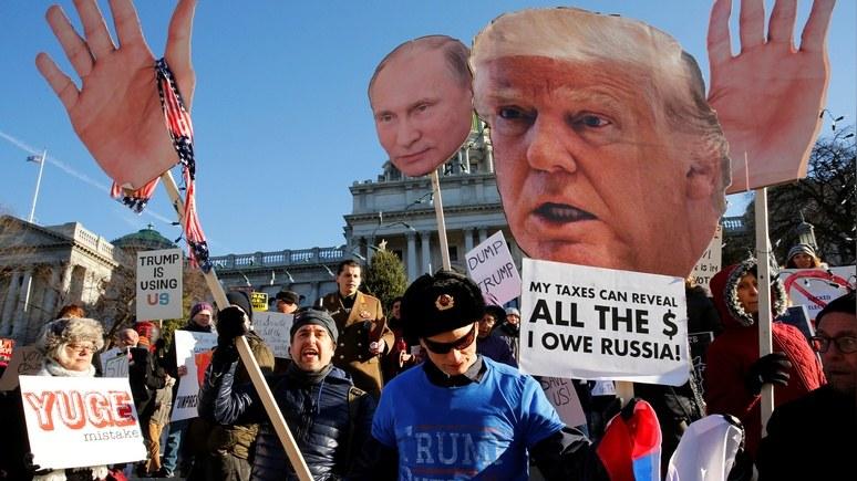 Japan Times: Трамп не поддаётся антироссийской истерии, и он прав