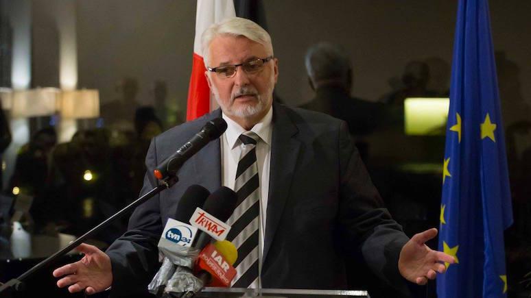 wPolityce: Польша угрожает Украине разрывом из-за «недружественного жеста»