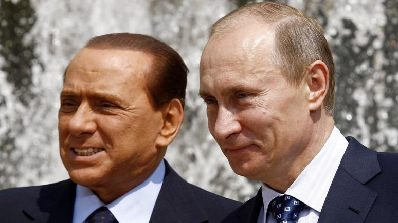 Берлускони: США и Европе нужно дружить с Россией, а не изолировать её