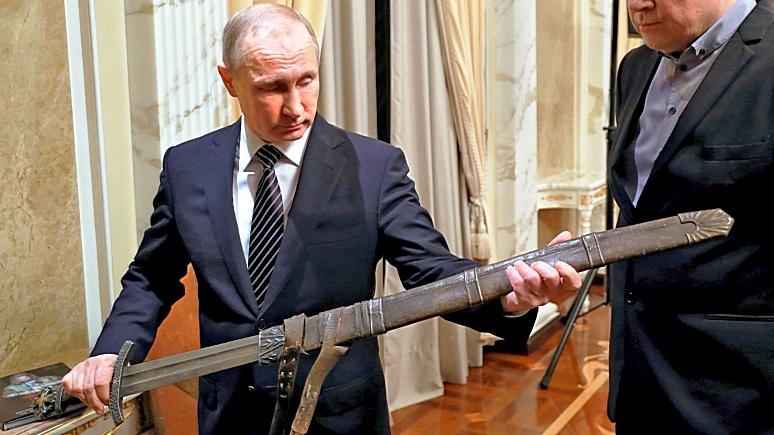 Israel HaYom: Израилю пора извлечь урок из «силовых успехов» Путина в Сирии