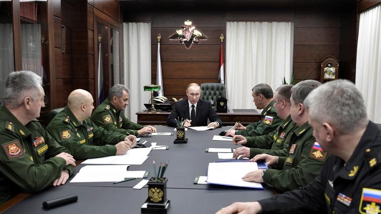 Project Syndicate: России не хватит на долгую войну, и её руководство это знает