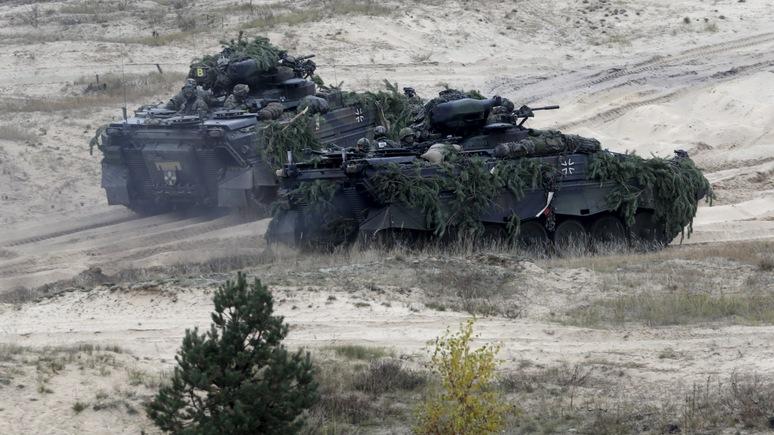 Daily Express: члены НАТО планируют новые военные учения у границ России