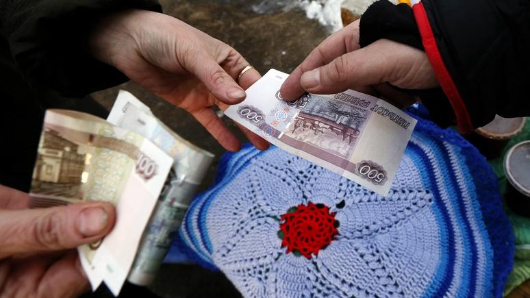 New Statesman: отмена санкций не спасёт экономику России