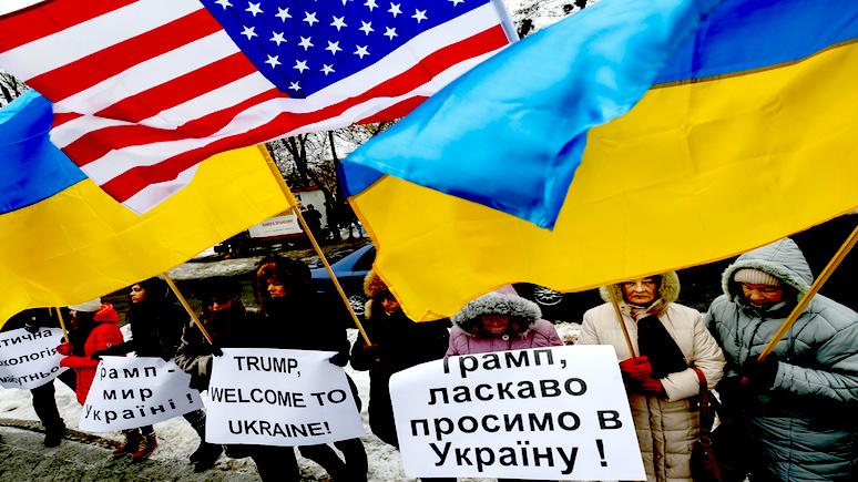 Gazeta Wyborcza: вместо спасения Украины от «агрессии» Трамп ушёл в Twitter