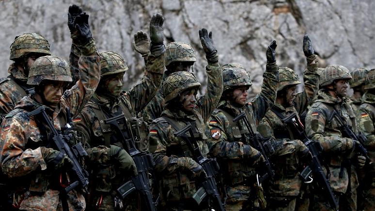 TAZ: натовское «устрашение России» рискует споткнуться о «русский бунт» в Европе
