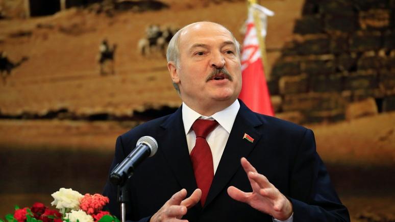 DLF: Лукашенко вступился за «братскую Украину», опасаясь за суверенитет Белоруссии