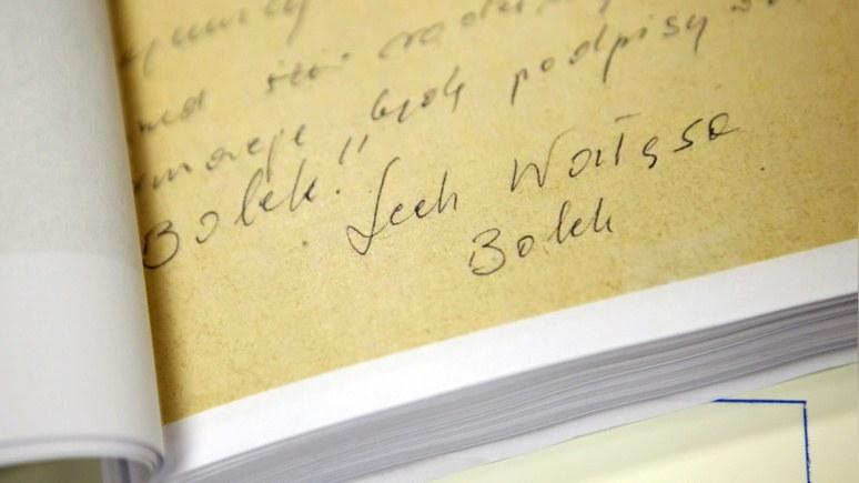 Daily Mail: почерк выдал в Валенсе советского шпиона