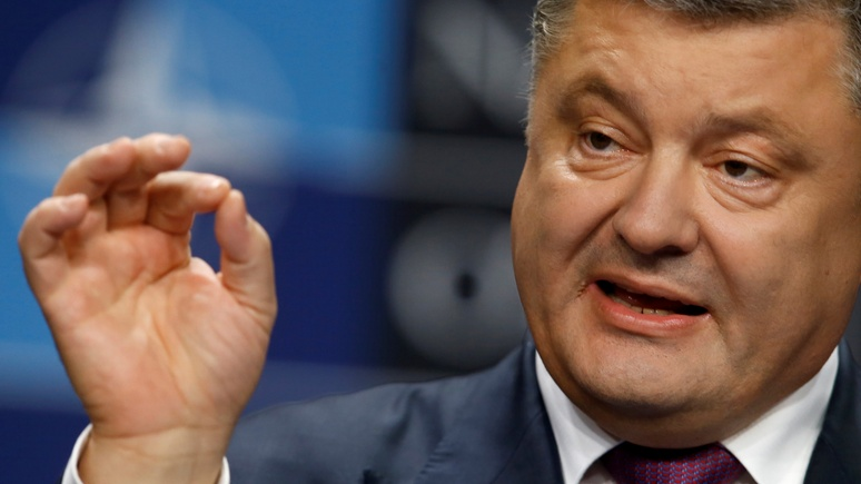 Berliner Morgenpost: Порошенко пообещал провести референдум о вступлении в НАТО