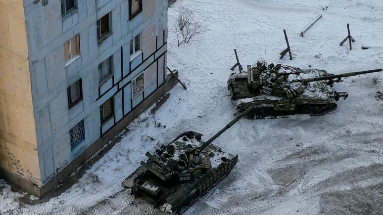Stratfor: обострение конфликта в Донбассе — послание для США