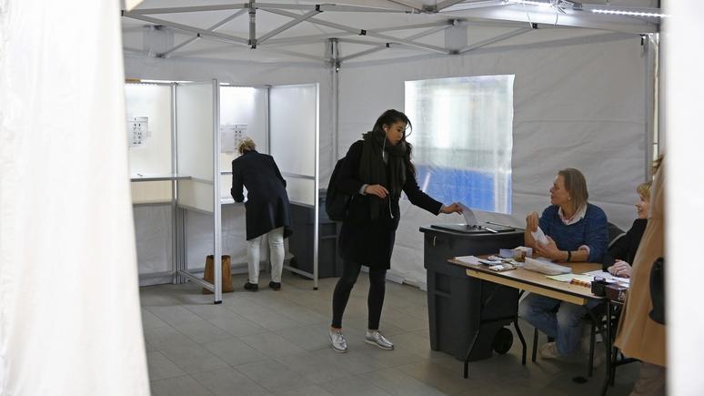 NYT: страх перед Россией вынуждает голландцев голосовать по-старинке