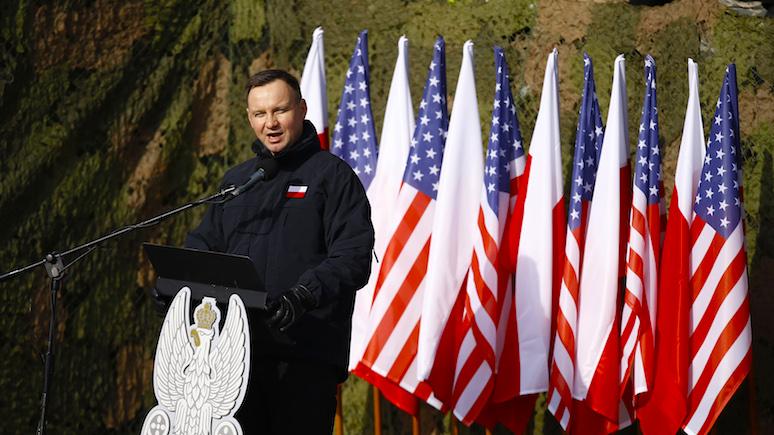 Президент Польши: пусть Россия вернёт Украине Крым, а нам — обломки Ту-154