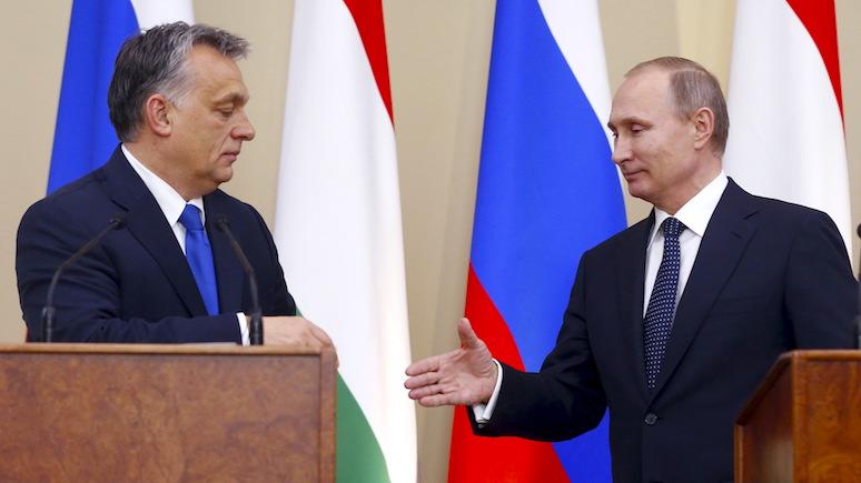 Newsweek: благодаря Орбану Путин в Венгрии как у себя дома