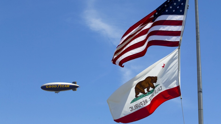 SFC: борца за независимость Калифорнии уличили в связях с Россией