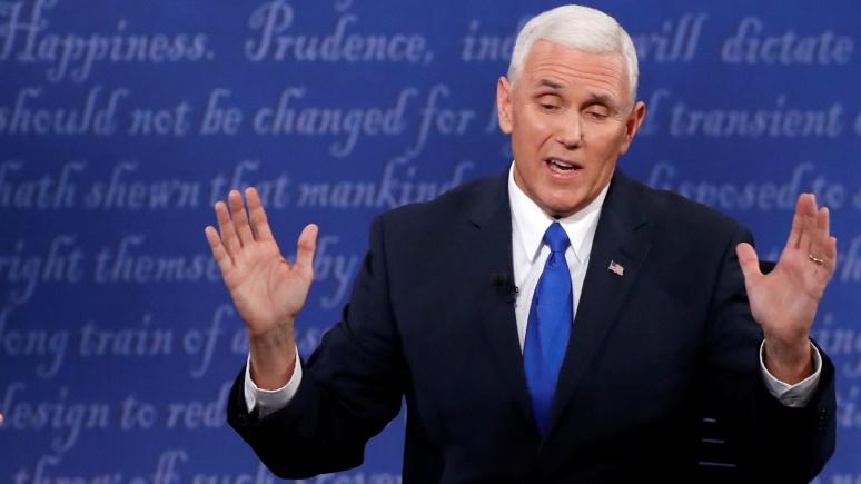 Вице-президент США: вопрос о снятии с России санкций будет решён в ближайшие месяцы