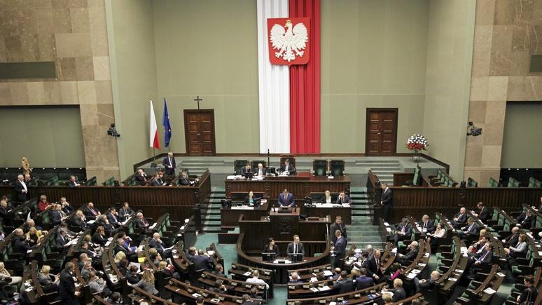Польский депутат: снятие санкций с России — всего лишь вопрос времени