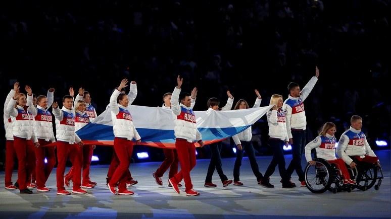 DT: российским паралимпийцам грозит отстранение от ЧМ-2017 по лёгкой атлетике