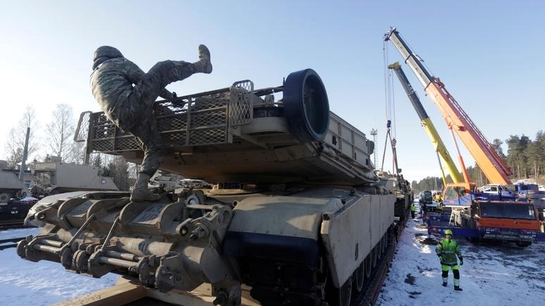 Business Insider объяснил, почему у НАТО нет шансов против России