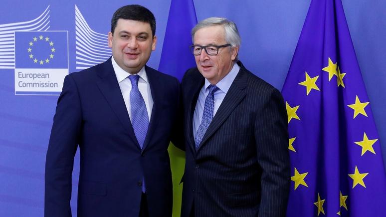 Spiegel: ЕС поддерживает Украину не только в конфликте с Россией, но и в целом