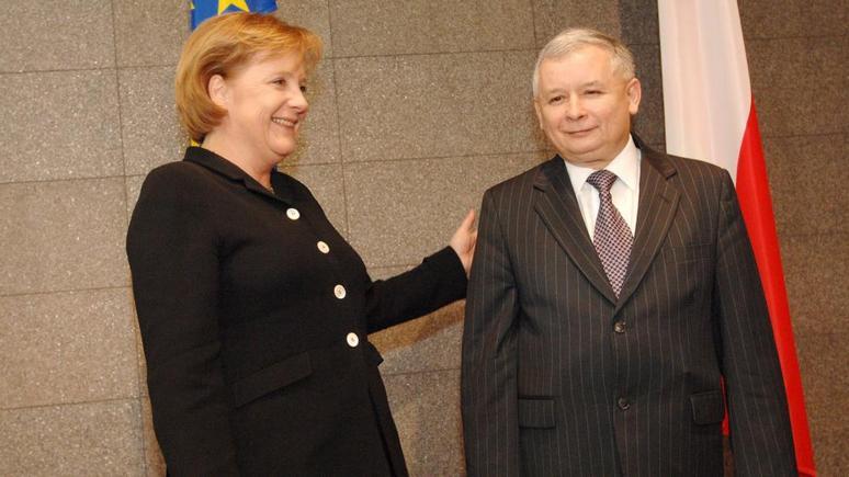 Deutschlandfunk: Польша намерена «сдружиться» с Германией против России
