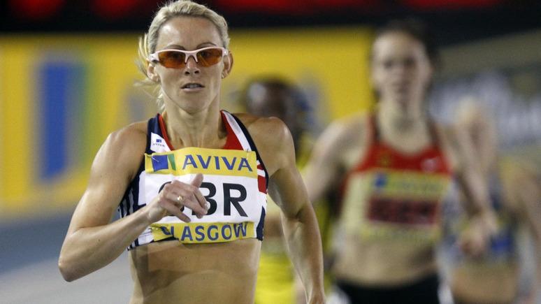Guardian: «русский допинг» отобрал у британской спортсменки минимум три медали