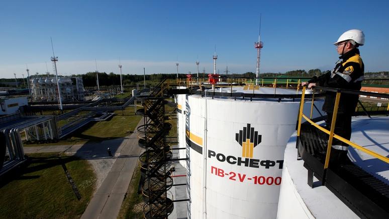 NZZ: после приватизации «Роснефти» риски достались России, а выгода — иностранцам