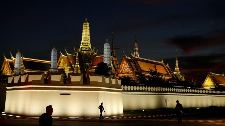 Contra Magazin: Россия намерена снабжать газом Таиланд