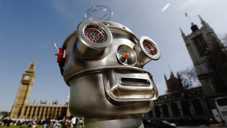 News.com.au: умные роботы в армии учёным не по душе