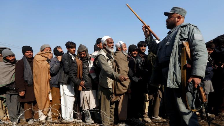 Voice of America: Россия не позвала США на конференцию по Афганистану