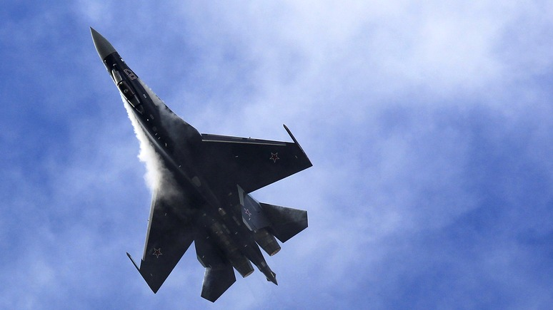 Sohu.com: в небе над Азией воцарятся российские Су-35