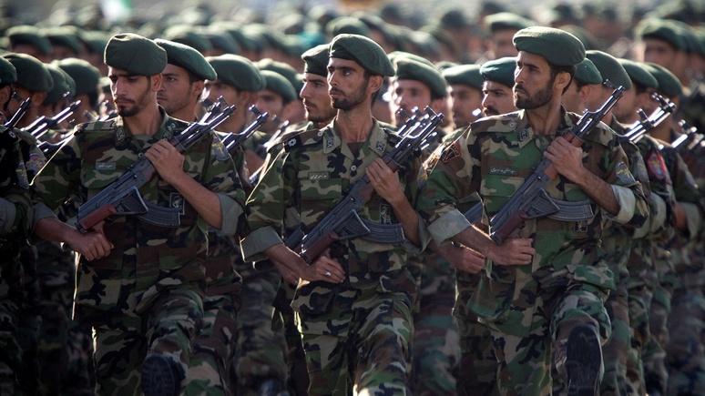 TTU: Россия учит иранцев воевать «по-советски»