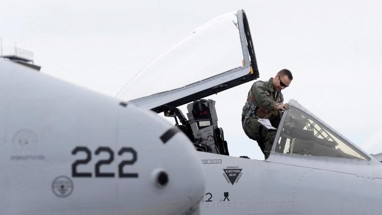Foreign Policy: США признали, что применяли в Сирии оружие с обеднённым ураном