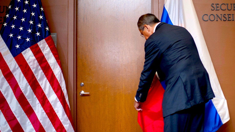 Wirtualna Polska: Украина станет элементом сделки России и США