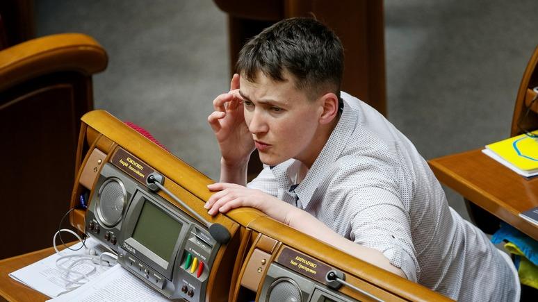 Савченко: Порошенко идёт по стопам Путина