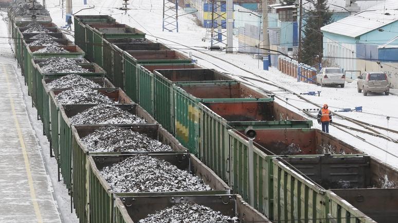 УП: Украине хватит угля лишь на 40 дней