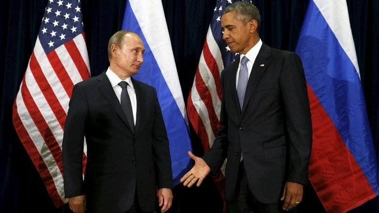 Guardian: новая «перезагрузка» нужна Путину едва ли не больше, чем Трампу