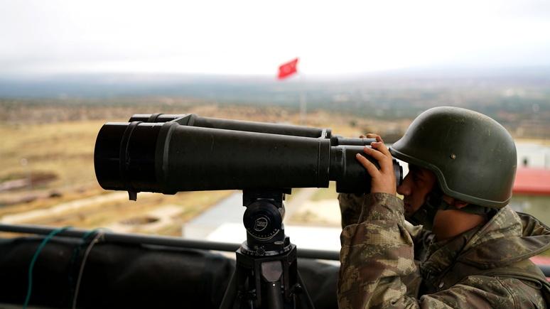 Hürriyet: Турция вводит воздушный патруль во избежание инцидентов с союзниками
