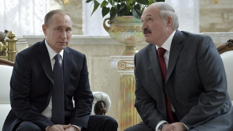 Washington Times: «неповиновение» Минска вынуждает Путина «защитить русских белорусов»