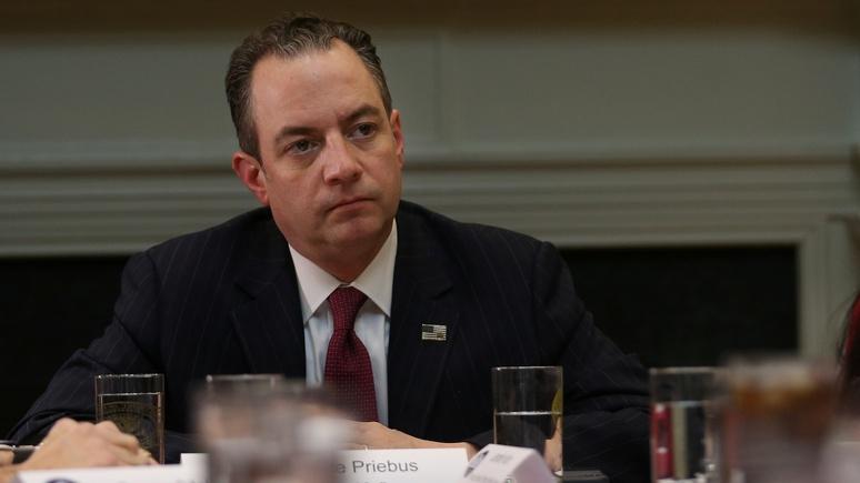 Глава аппарата Белого дома: нет ничего плохого в разговоре Флинна о санкциях