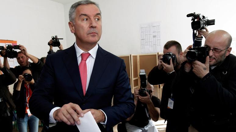 Bloomberg: Москва замышляла переворот, чтобы сбить Черногорию с европейского пути