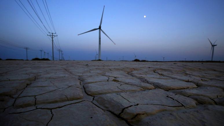 Global Times: Китай будет решать проблему засухи с помощью вод Байкала