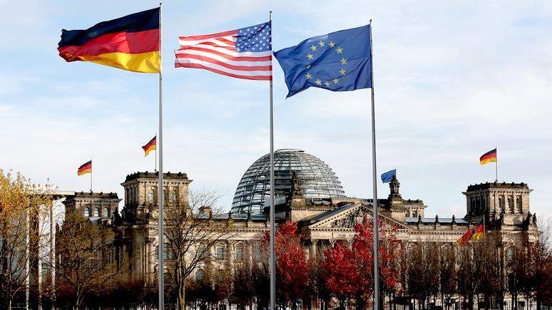 Der Spiegel развеял миф о вреде антироссийских санкций экономике Германии