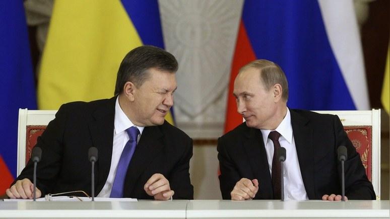 WSJ: Вашингтон вряд ли всерьёз отнесётся к мирному плану Януковича