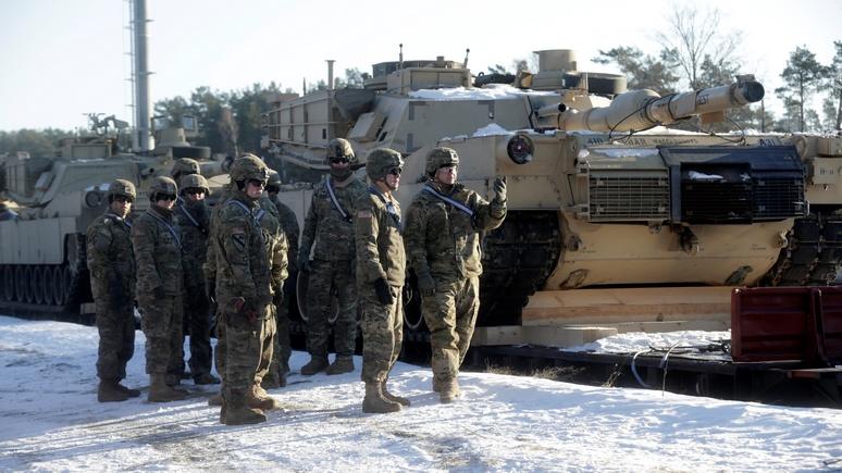 Freitag: НАТО не заботит демократия — альянсу важна лишь агрессивная экспансия